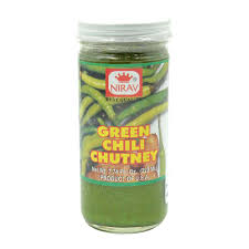 Nirav Green Chilli Chutney