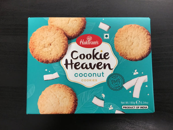 Cookie heaven coconut Haldiram