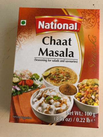 National Chaat masala