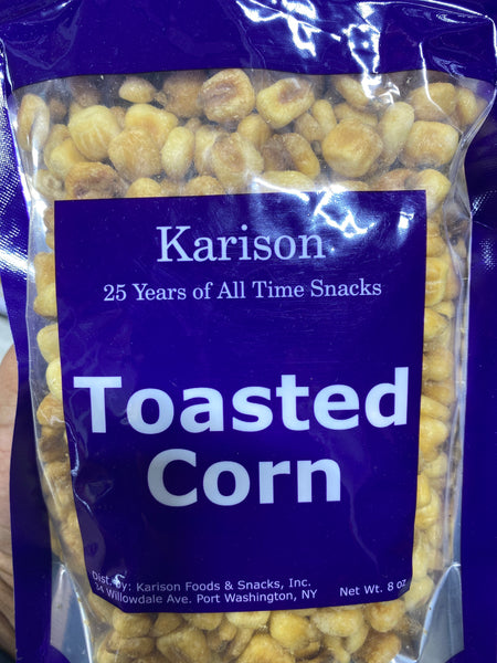 ** Karison Toasted Corn **