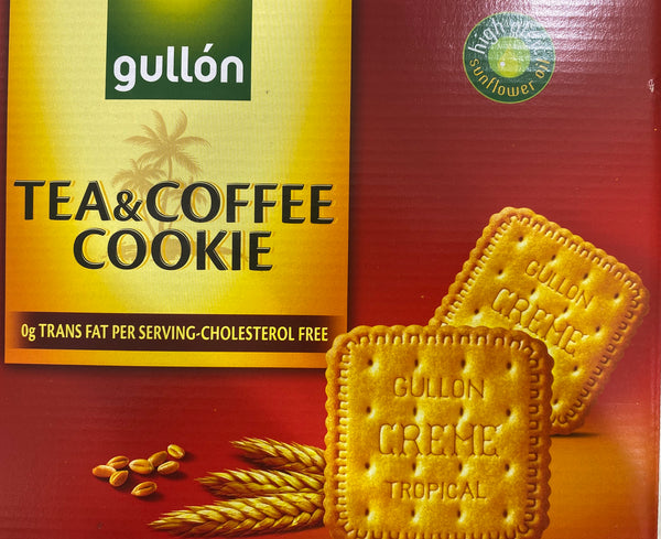 ** Gullon Tea& Coffee Cookie **