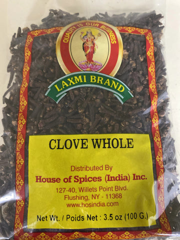 Deep/Lakshmi Cloves