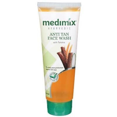 Medimix Anti Tan Face wash with Tanaka