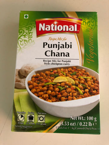 National Punjabi Chana