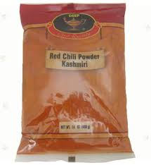 Deep Kasmiri Chili powder