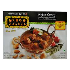 Mirch Masala Kofta Curry