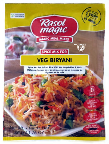 Rasoi Magic Veg Briyani