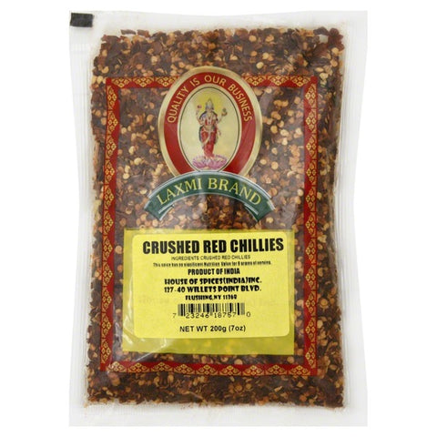 Laxmi Red Chili Crushed