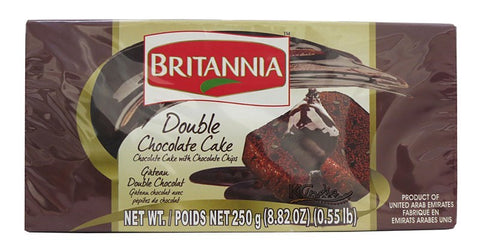 Britannia Double Chocolate Cake