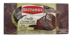 Britania double chocolate cake