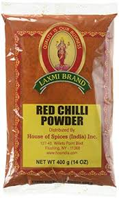 Laxmi Red Chilli Powder
