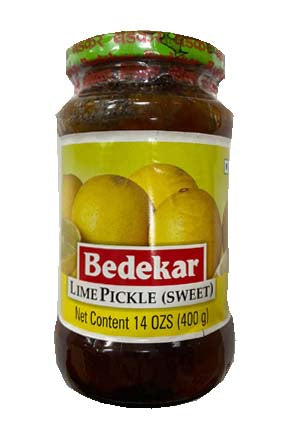 Bedekar Lime Sweet Pickle