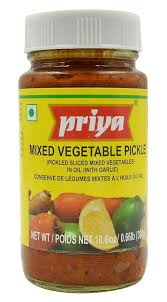 Priya Mix Vegetable Pickle