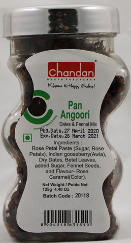 Chandan Pan Angoori
