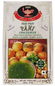 Deep Pani Puri Concentrate