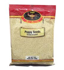Deep poppy Seeds