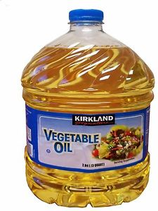 Kirkland Signature Vegetable Oil