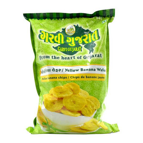 Garvi Gujarat Yellow banana chips