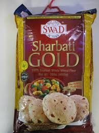 Swad Sharbati Gold Atta