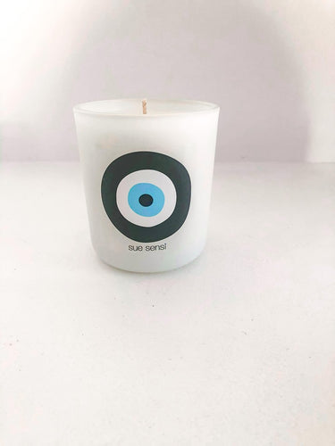 Negative energy protect candle