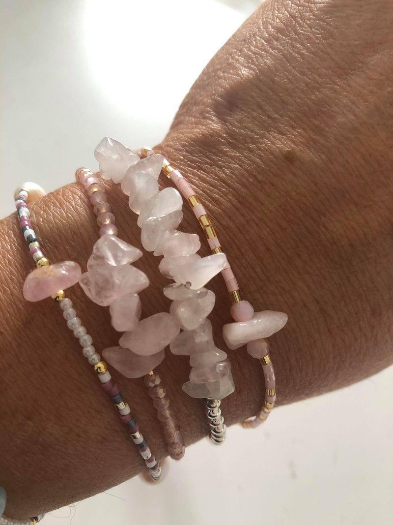 Healing from the earth bracelet