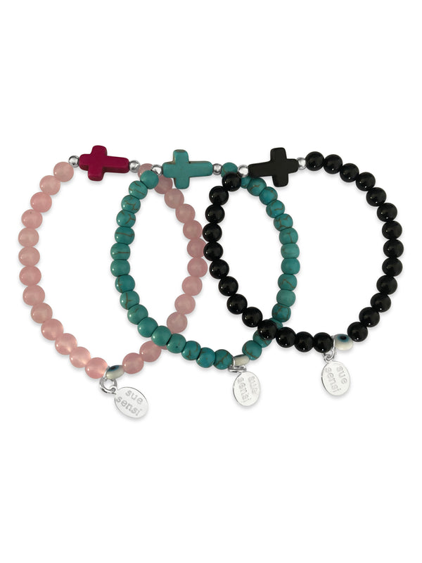 All Faith cross bracelet