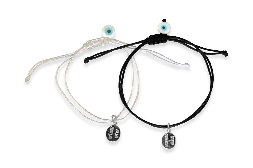 Cover up cord bracelet