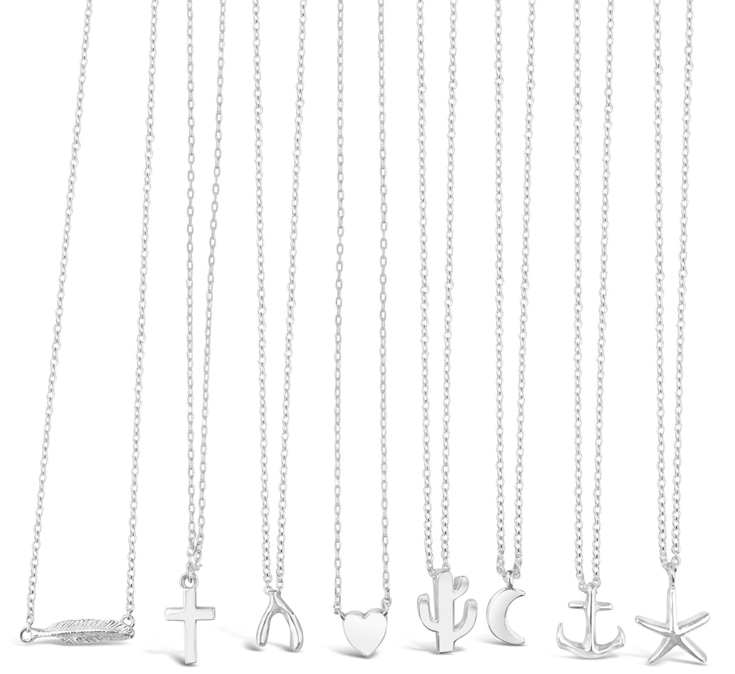 Life treaures necklace