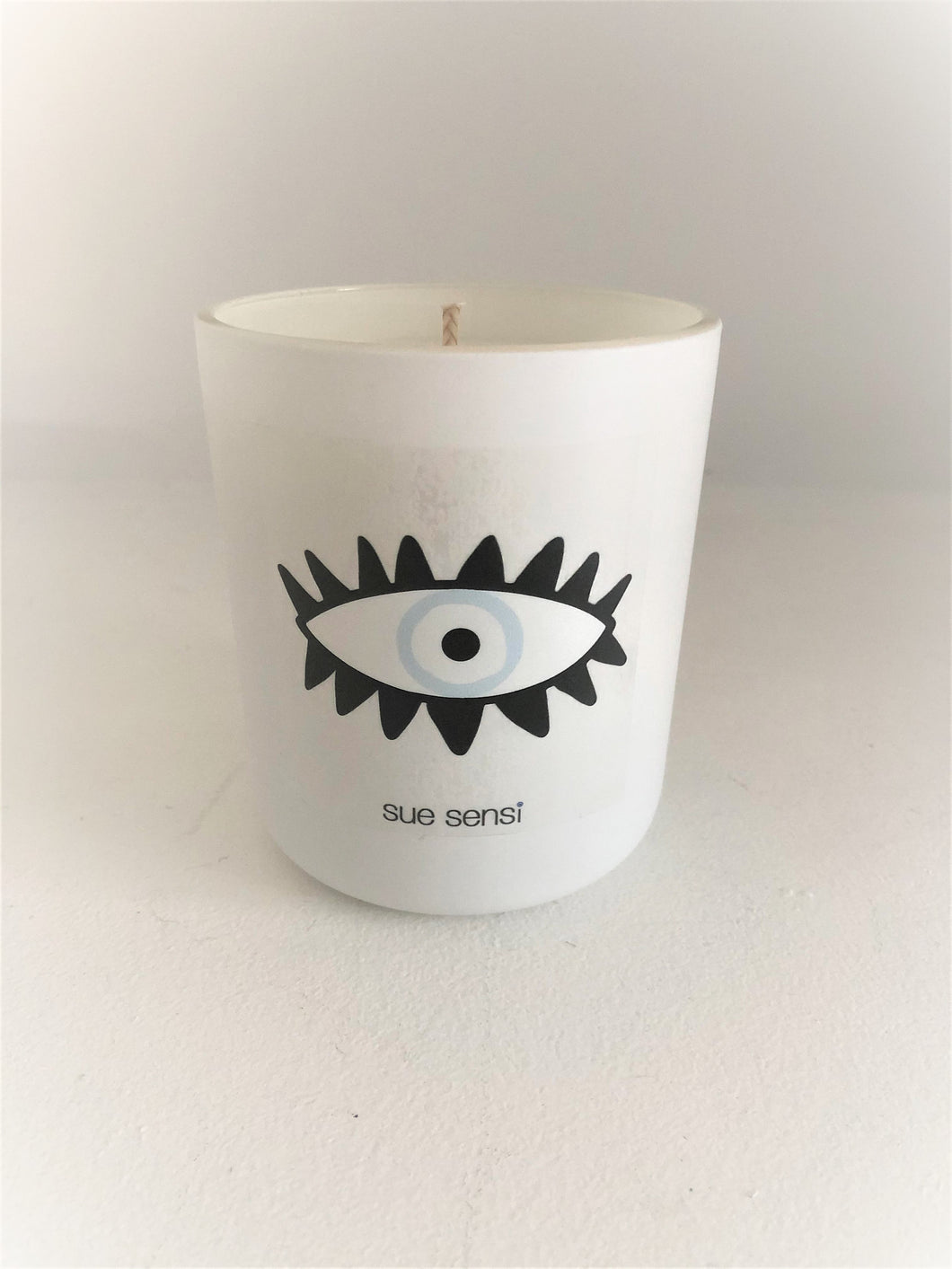 Ward off negativity candle