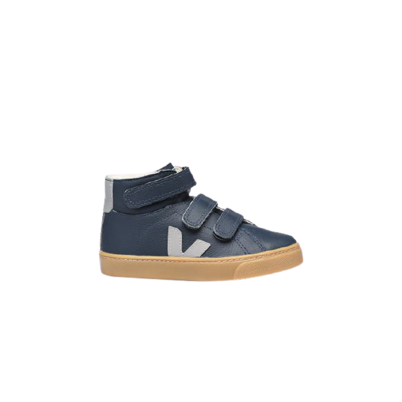 Basket Esplar Mid Fur Navy (4816675110975)