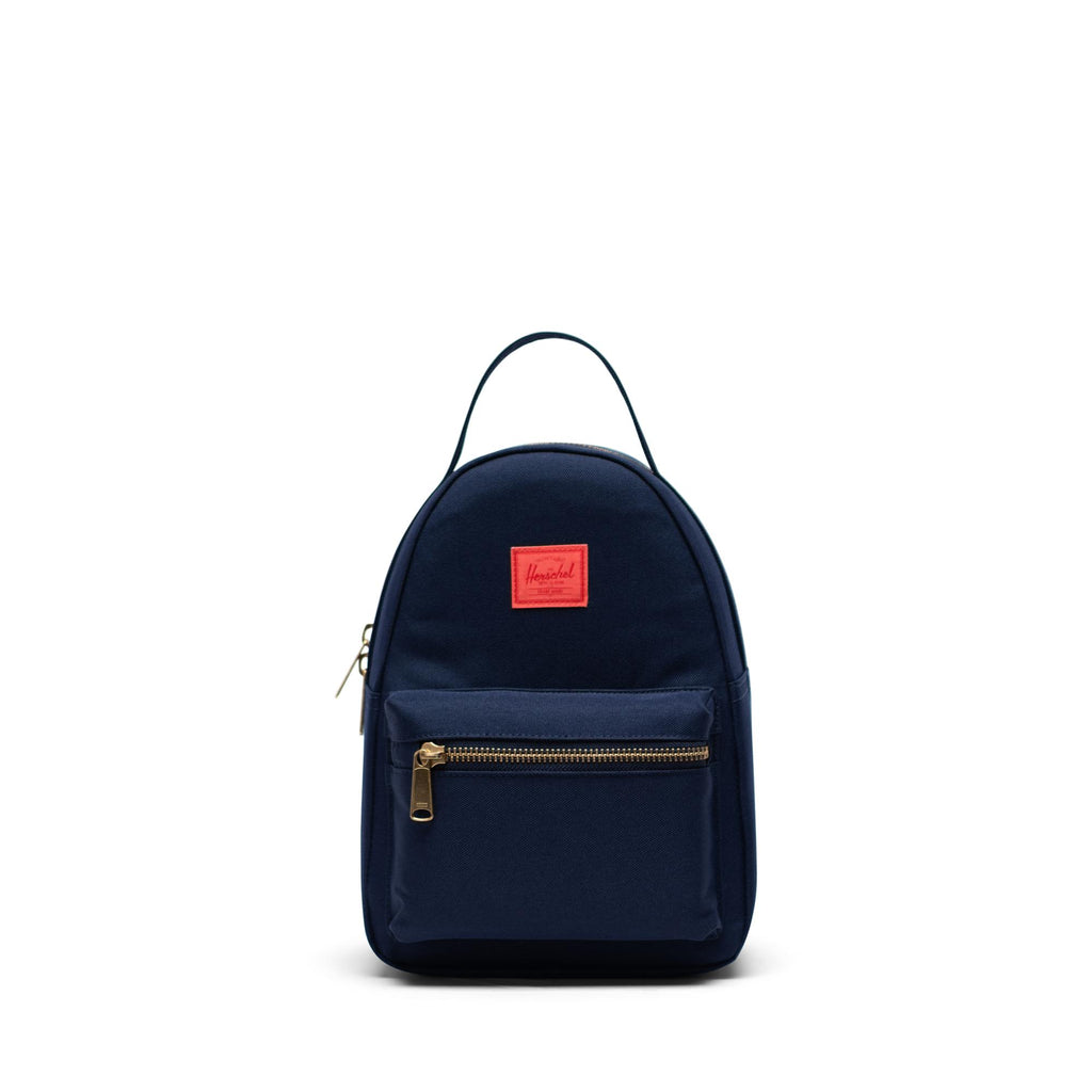 SAC À DOS NOVA MINI NAVY BLUE-HERSCHEL-Maralex Paris