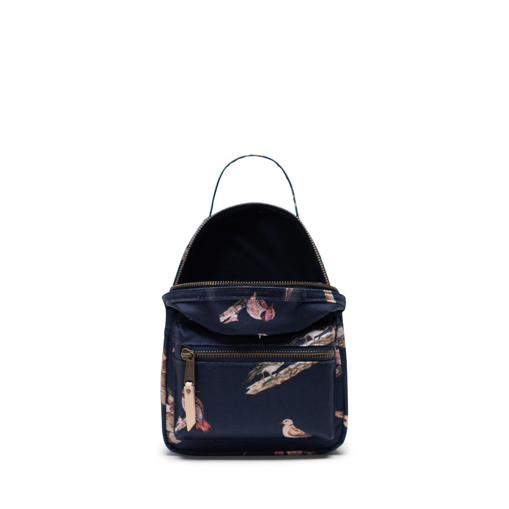 Nova Mini Peacoat Birds