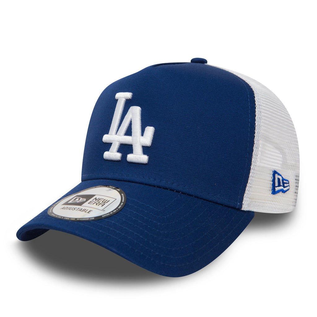 LA Dodgers Clean Trucker