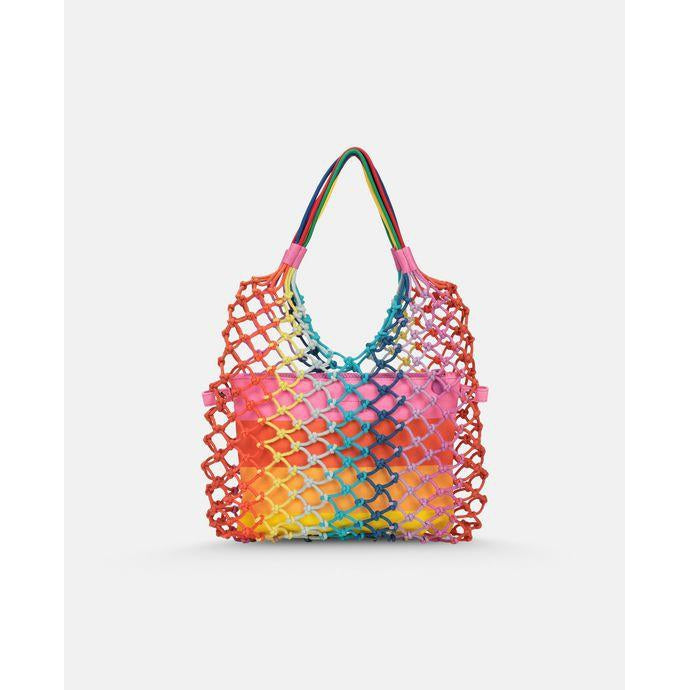 MULTICOLORE KNOTTED HANDBAG (4906753851455)