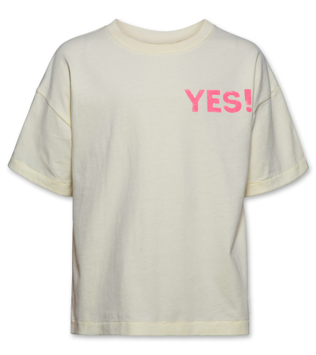 T-Shirt Yes !-AO76-Maralex Paris (4490474520639)