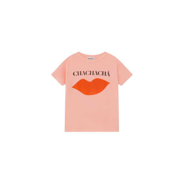 CHACHACHA KISS T-SHIRT-BOBO CHOSES-Maralex Paris