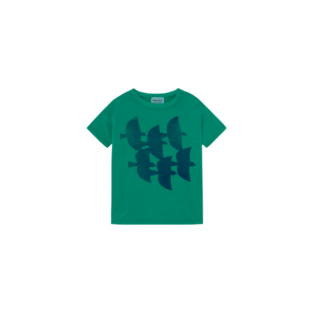 T-SHIRT FLYING BIRDS-BOBO CHOSES-Maralex Paris