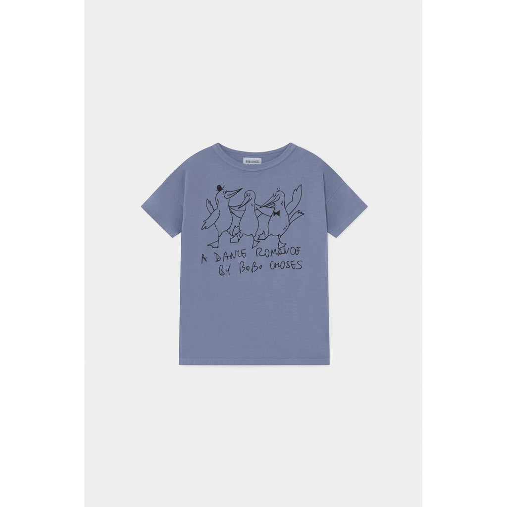 DANCING BIRDS T-SHIRT