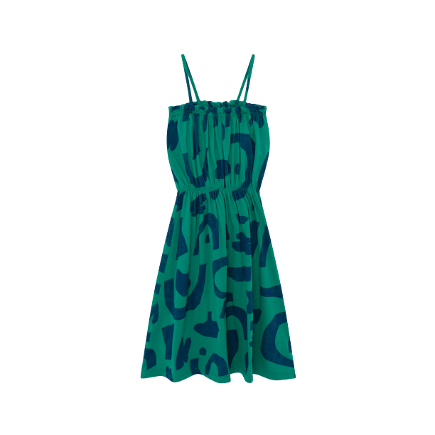 ABSTRACT JERSEY DRESS-BOBO CHOSES-Maralex Paris