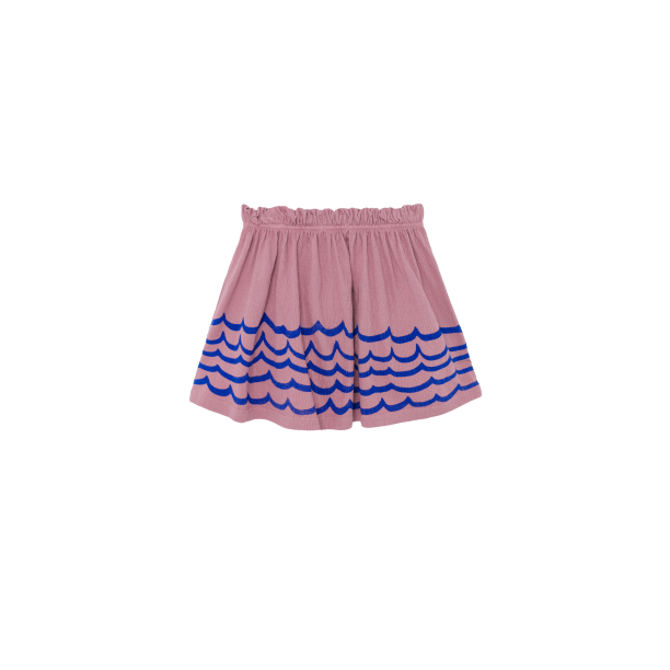 WAVES JERSEY SKIRT-BOBO CHOSES-Maralex Paris