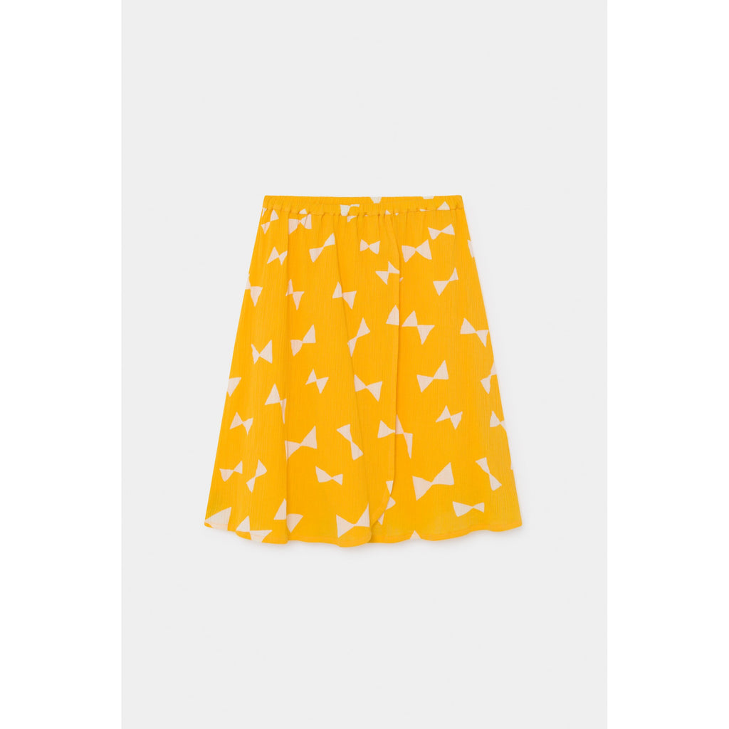 ALL OVER BOW WRAP MIDI SKIRT-BOBO CHOSES-Maralex Paris