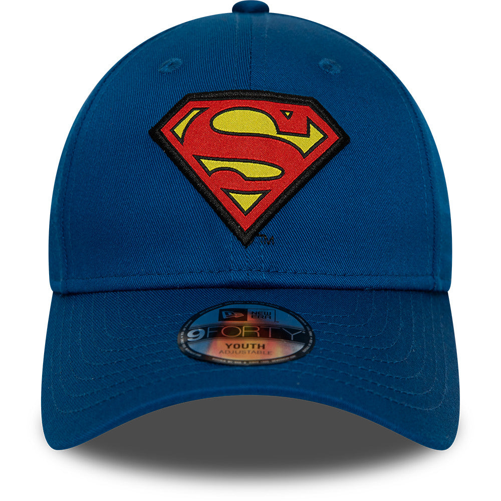 CASQUETTE 9FORTY SUPERMAN-NEW ERA-Maralex Paris