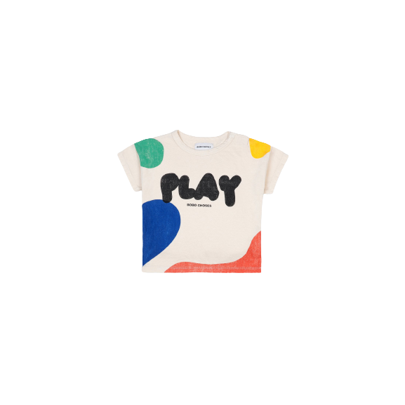 T-shirt Play Short Sleeves (4913200857151)
