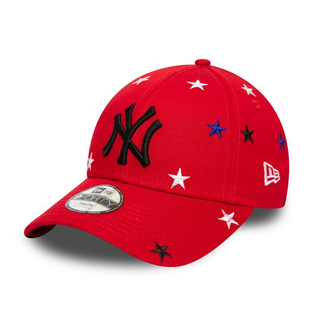 9Forty Stars NY Red