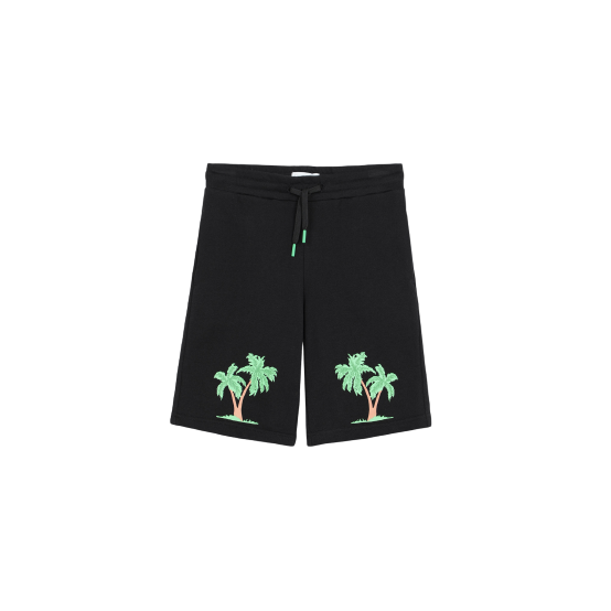 Fleece Shorts Palm (4906753032255)