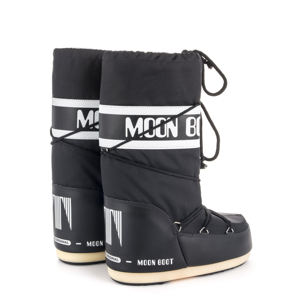 MOON BOOT NOIR