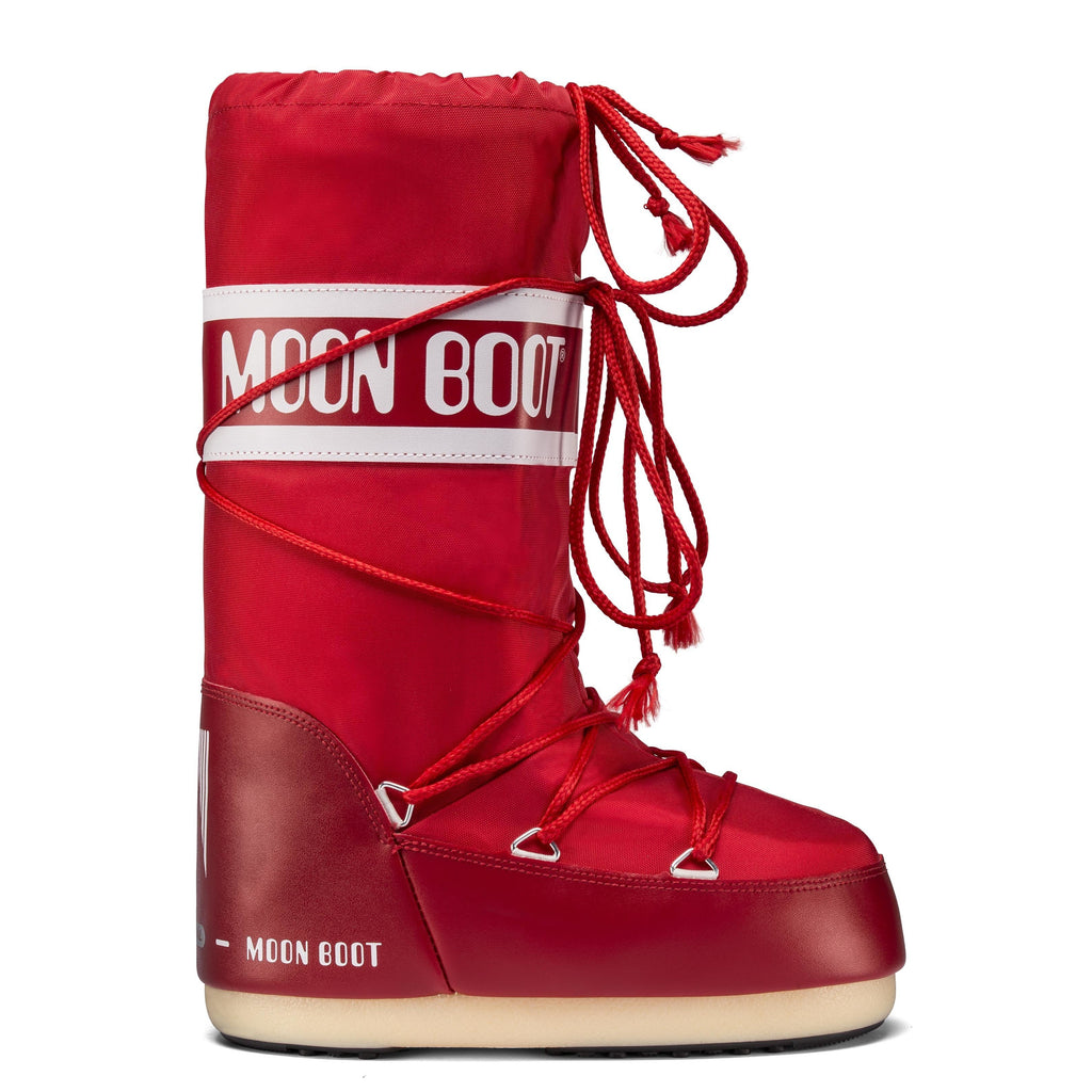 MOON BOOT ROUGE