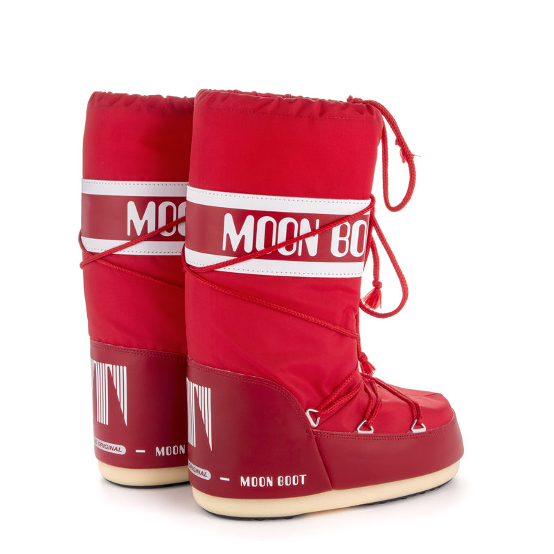 MOON BOOT ROUGE-MOON BOOT-Maralex Paris