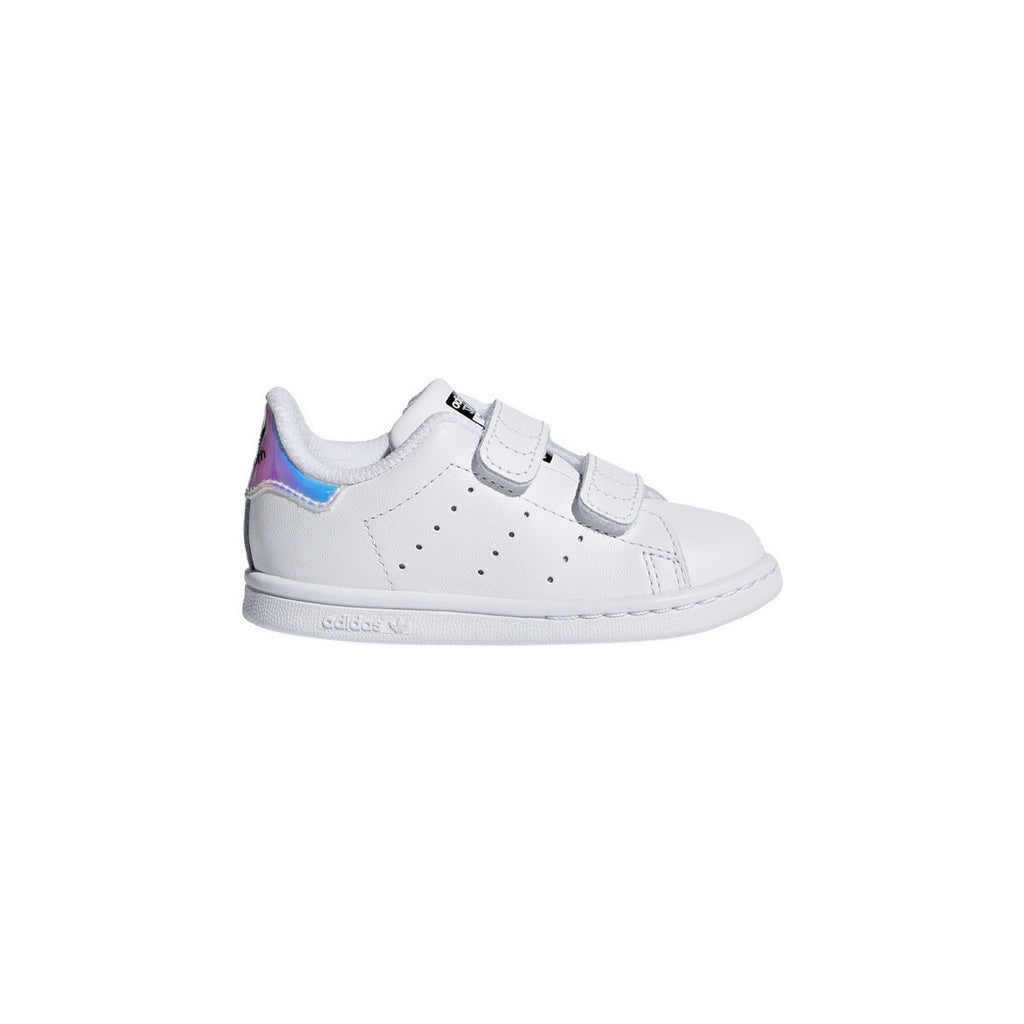 Stan Smith Velcros Argent (4734689280063)