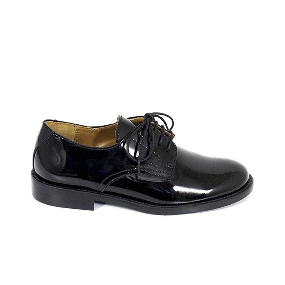 Derbies Milla Black Patent (4758565126207)